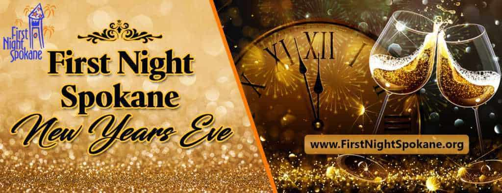 First Night Spokane – A New Year's Eve Event