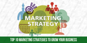 Top 10 Marketing Strategies to Grow Your Business