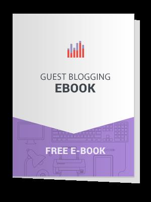 Guest Blogging Free E-Book