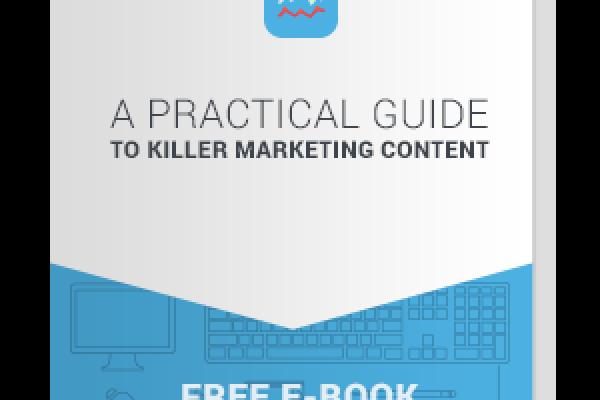 Killer Marketing Content Free E-Book